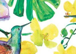 """Коллекция """"Парадис"""" (Кировская керамика) (Бордюр. Размер 250*50 мм)"""