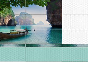 "Коллекция Тайланд (плитка ""Керамин"", коллекция Концепт)"