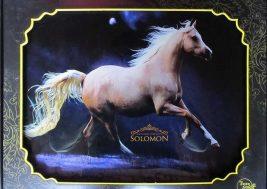 Картина на стекле Лошадь