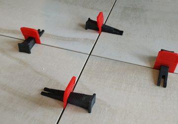 Клинья и клипсы для укладки плитки