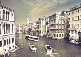 Картина на стекле Венеция